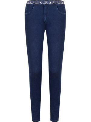 Trussardi Jeans Jeansy 206 Super Skinny Rinsed