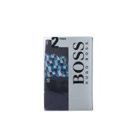 Bokserki 2-pack Boss niebieski