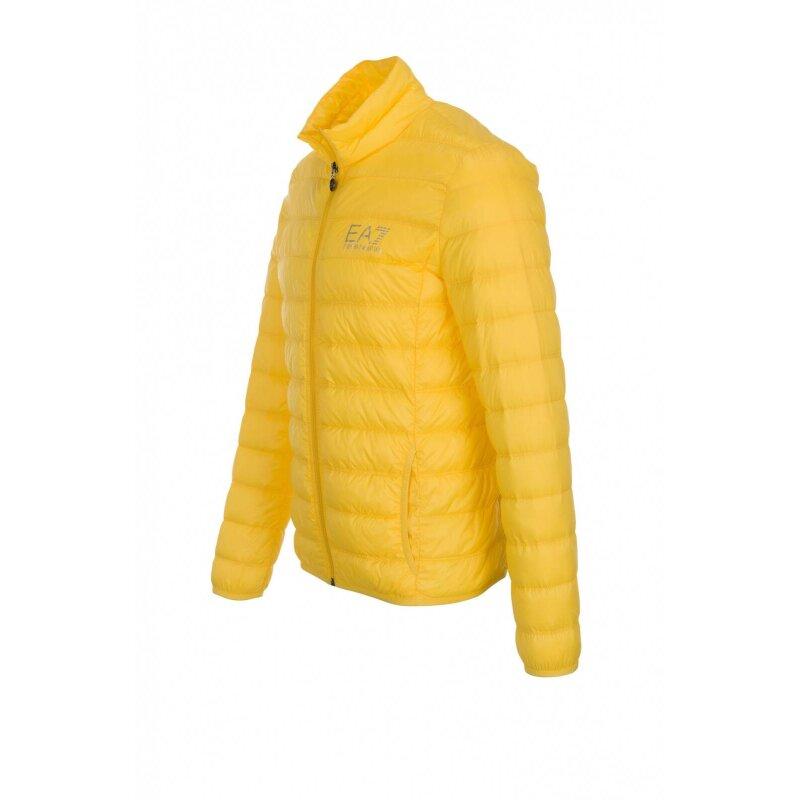 Kurtka EA7 żółty