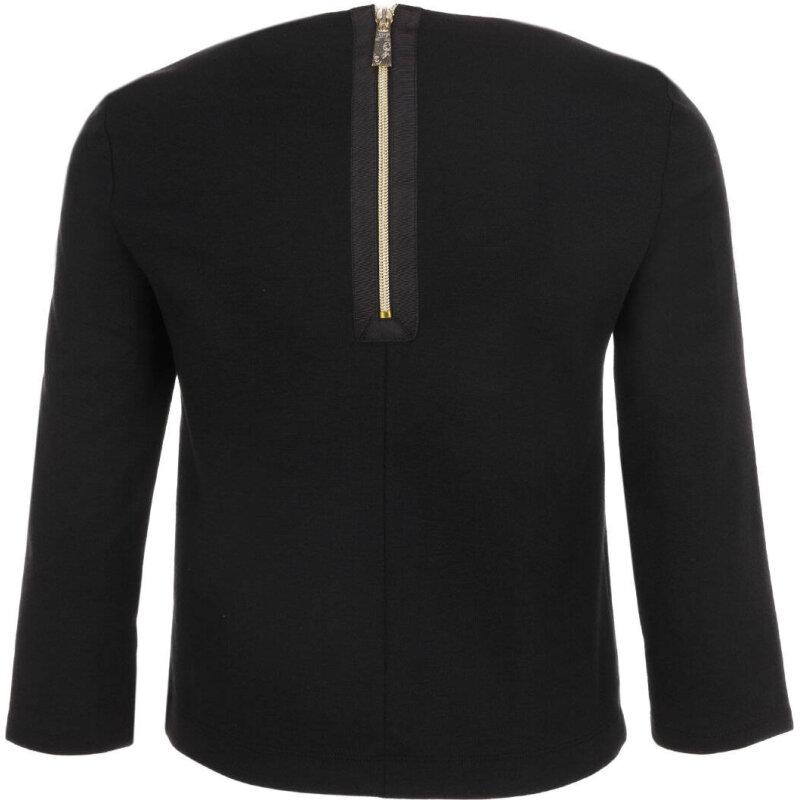 Bluzka Versace Jeans czarny