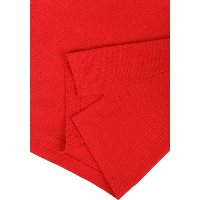 Polo Basic Mesh Polo Ralph Lauren czerwony
