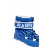 Śniegowce Crib Moon Boot niebieski