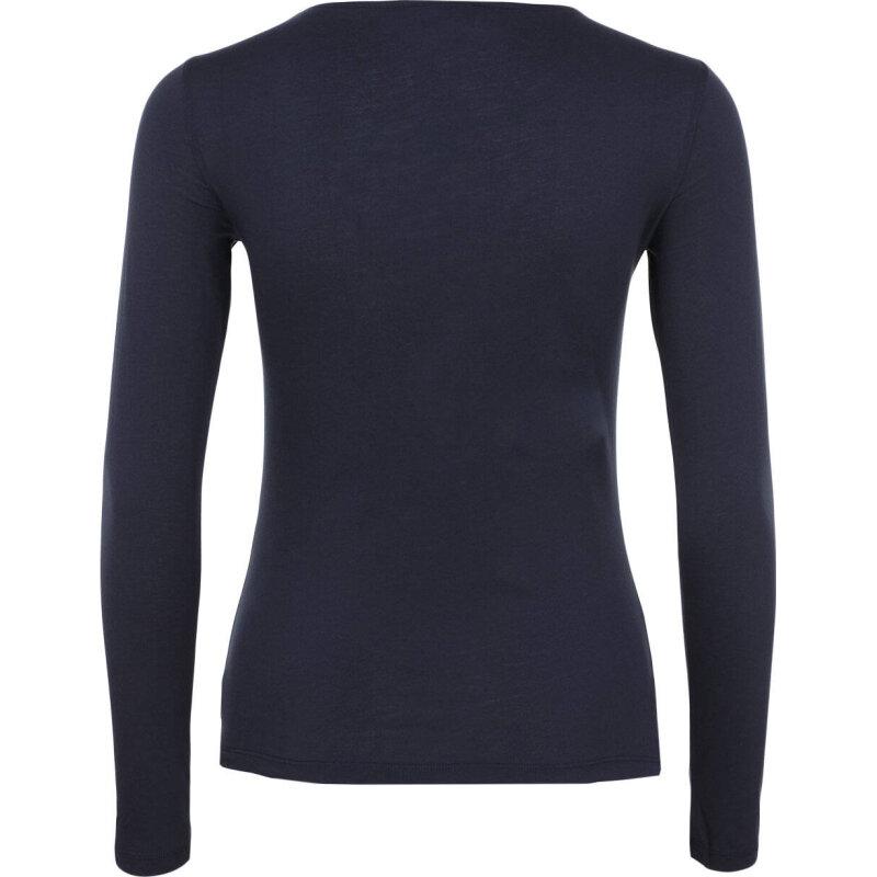 Bluzka Armani Jeans granatowy