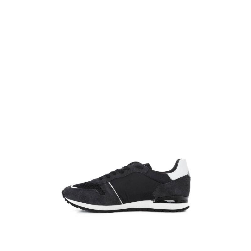 Sneakersy Bikkembergs czarny