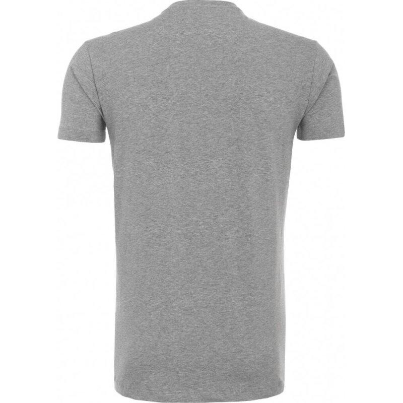 T-shirt Lacoste szary