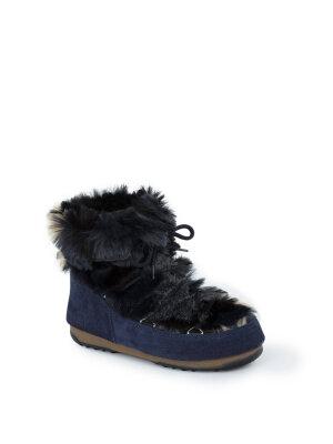 Moon Boot Śniegowce Low Fur