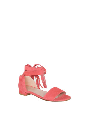 Stuart Weitzman Corbata Sandals