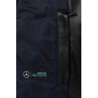 Kurtka Skórzana Nartino by Boss for Mercedes Benz Boss czarny