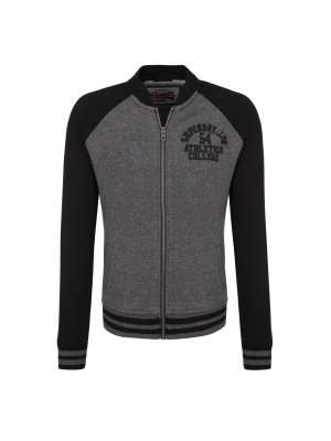 Superdry Bluza Applique Sweat Bomber