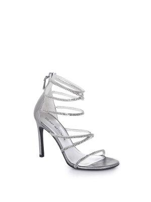 Stuart Weitzman Xchain sandals