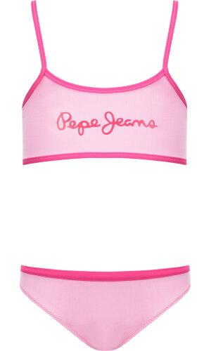 Pepe Jeans London Strój kąpielowy EDNA JR