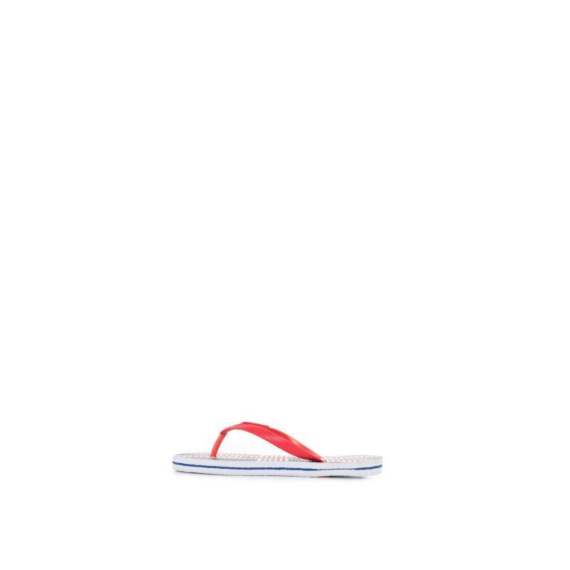 Japonki Beach Jack Pepe Jeans London czerwony