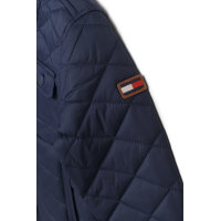 Kurtka Quilted Jacket Tommy Hilfiger granatowy