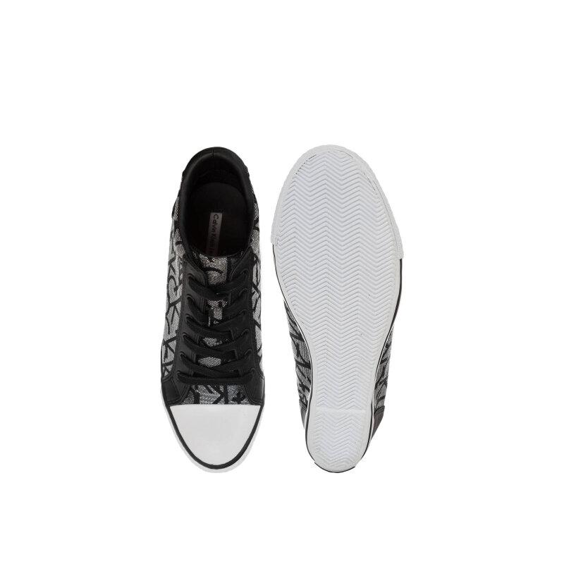 Sneakersy Vero Calvin Klein Jeans czarny