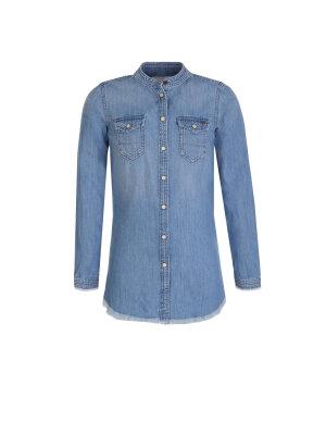 Pepe Jeans London Koszula Selby Fringed