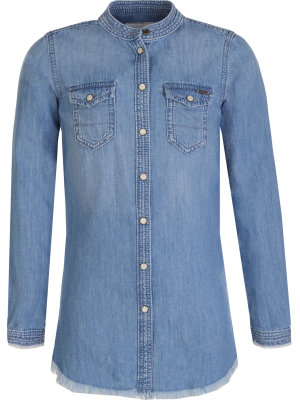 Pepe Jeans London Koszula Selby Fringed