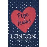 Bluzka Carlota Pepe Jeans London granatowy