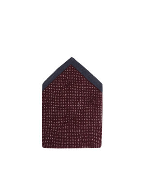Boss Woolen pocket square