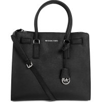 Dillon satchel Michael Kors black