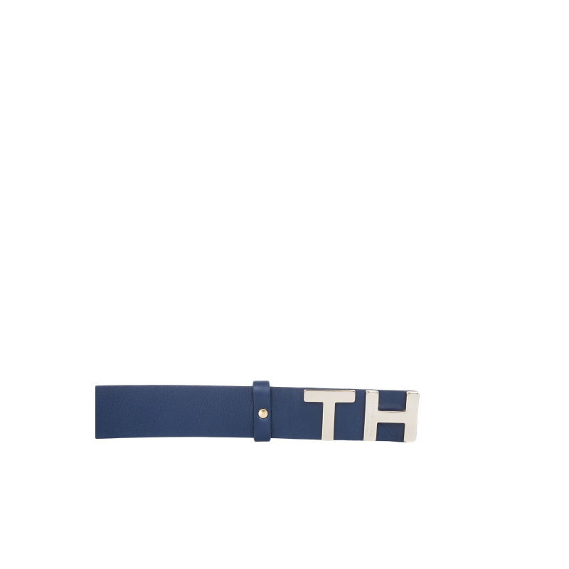 Belt Tommy Hilfiger navy blue