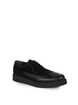 Diesel D aseree Brogue Shoes