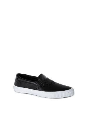 Kenzo Velvet Slip-On Sneakers