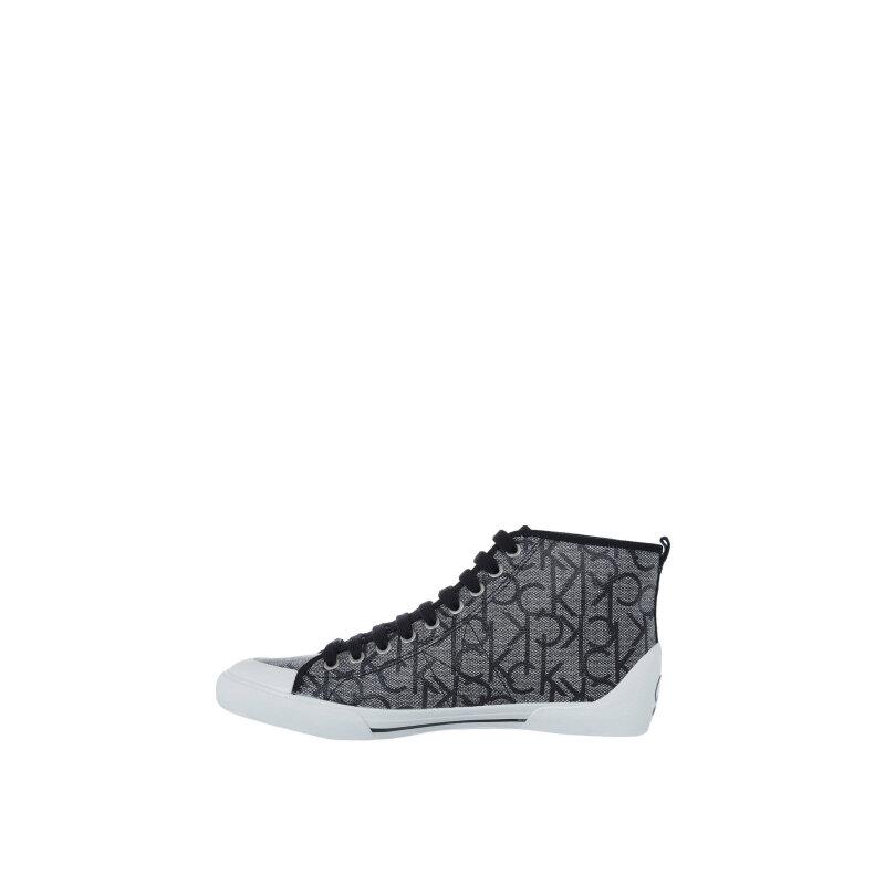 Trampki Moda Iconogram Calvin Klein czarny