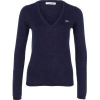 Sweater Lacoste navy blue