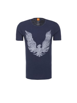 Boss Orange T-shirt Touchback2