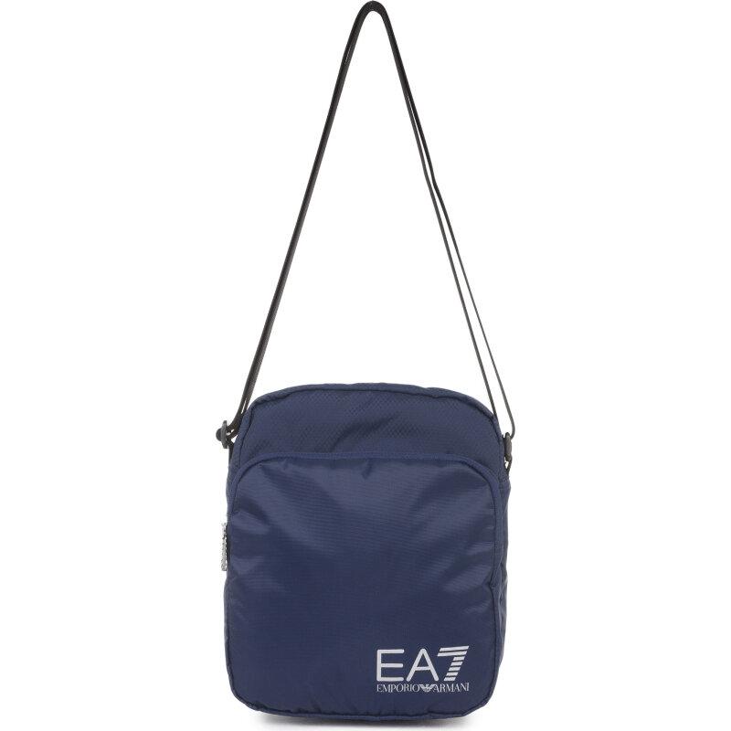 Reporterka EA7 granatowy