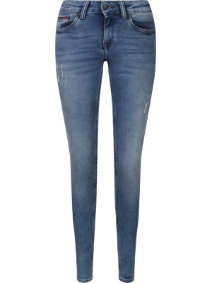 Tommy Jeans Jeansy Sophie | Skinny fit | low rise