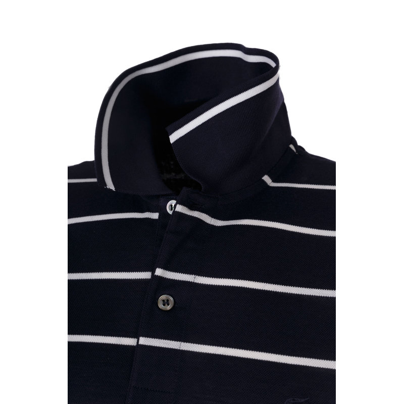 Polo Lacoste navy blue