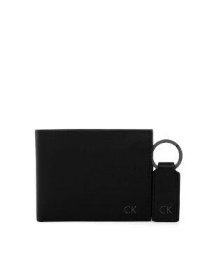 Calvin Klein Portfel + brelok Leon