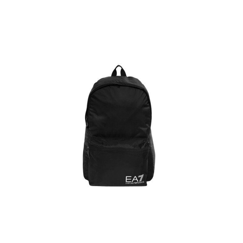 Plecak EA7 czarny