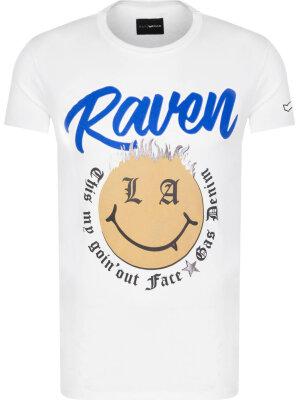 Gas T-shirt Scuba/s raven