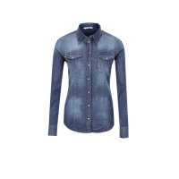 Shirt Liu Jo Jeans navy blue