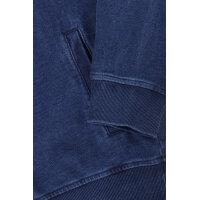 Bluza EA7 niebieski