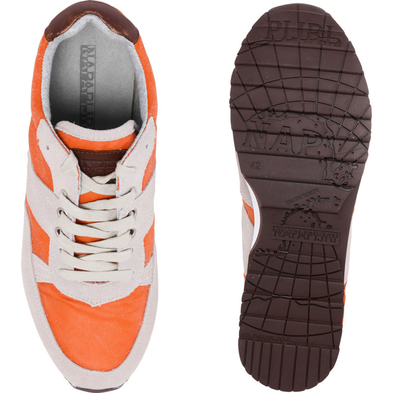 Trail Sneakers Napapijri orange