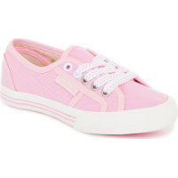 Tenisówki Baker Plain Pepe Jeans London różowy