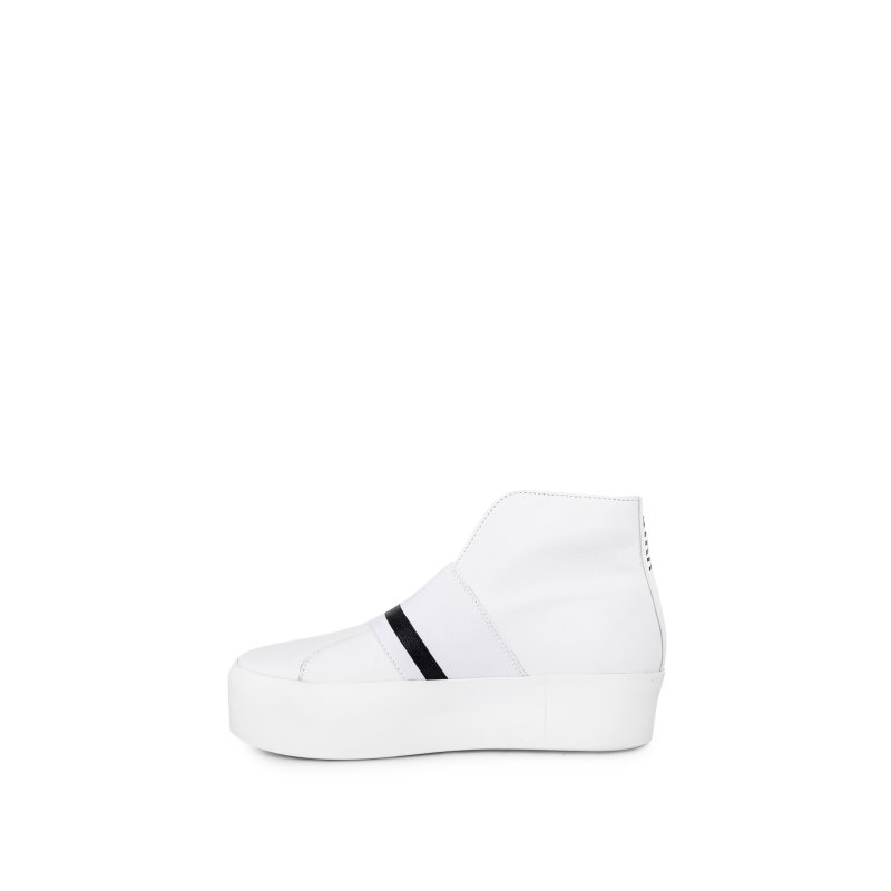 Sneakersy Bikkembergs biały