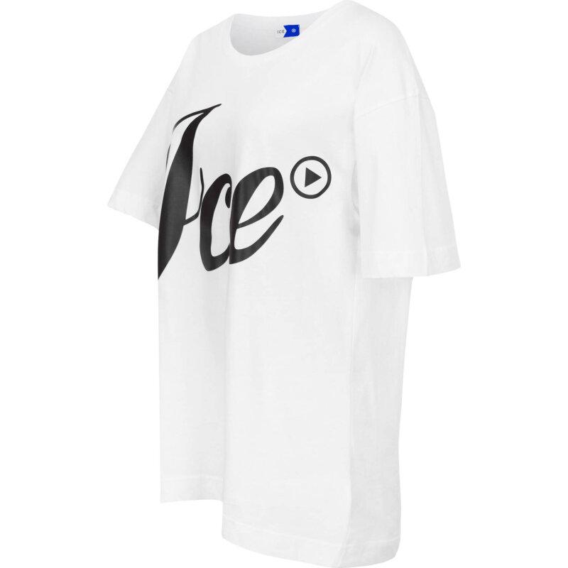 T-shirt Ice Play biały