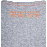T-shirt YC. US-49 Gant szary