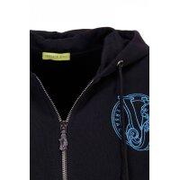 Sweatshirt Versace Jeans black