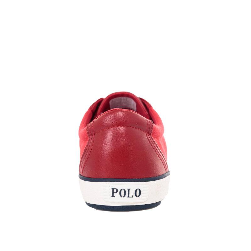 Tenisówki Klinger-Ne Polo Ralph Lauren czerwony