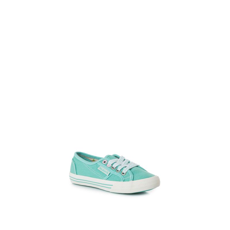 Baker Plain sneakers Pepe Jeans London mint