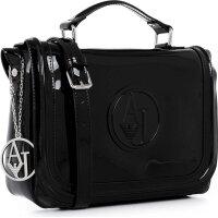 Messenger bag Armani Jeans black