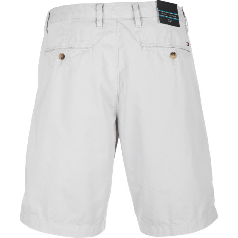 Szorty Chino Brooklyn 10 Tommy Hilfiger popielaty