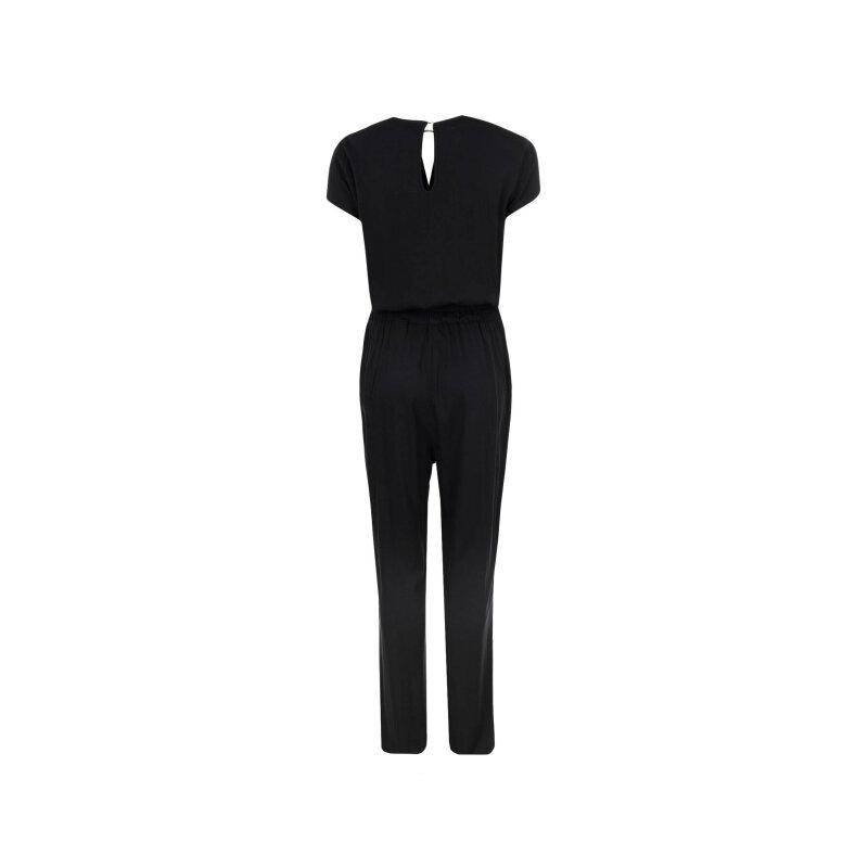 Kombinezon Versace Jeans czarny
