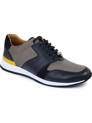 Boss Sneakersy Legacy_Runn_nylt