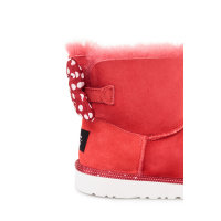 Sweetie Bow snow boots UGG red